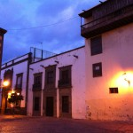 A street in Vegueta, Las Palmas
