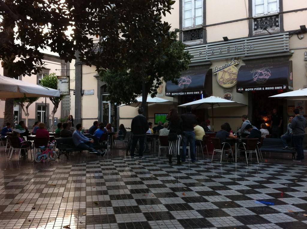 Vegueta, Las Palmas old town