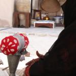A woman at work, Deira