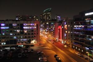 Bur Dubai street view
