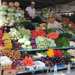 Fresh vegetables in Deira
