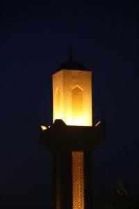 Minaret in Bur Dubai