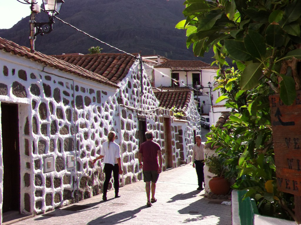 Fataga, Gran Canaria mountain tour