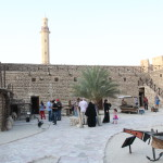 Visiting Dubai museum