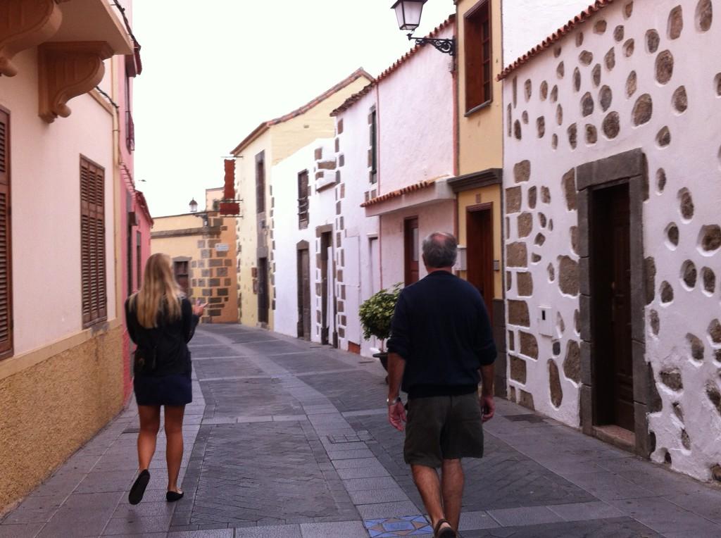 Walking in Telde, trip from Las Palmas