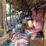 Local handicraft in the Heritage Village