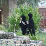 Women on the Breakwater, Abu Dhabi