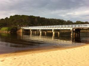 A bridge in New South Wales, Australia