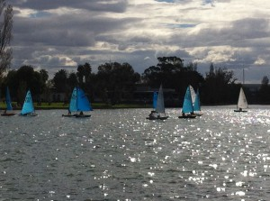 Albert Park Lake, Grand Prix 2014