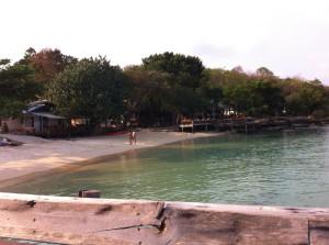 Ao Lung Dam, Ko Samet