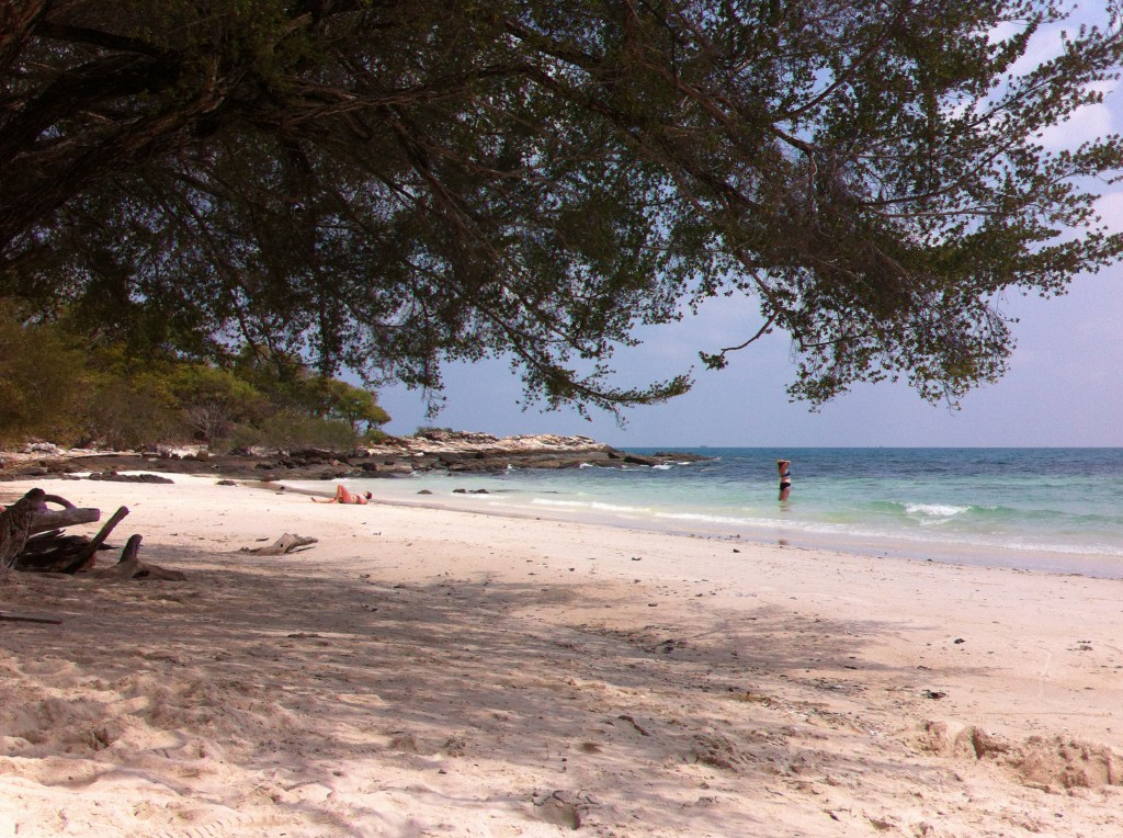 Ao Wai beach, Ko Samet beaches photo tour
