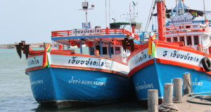 Ko Samet ferries