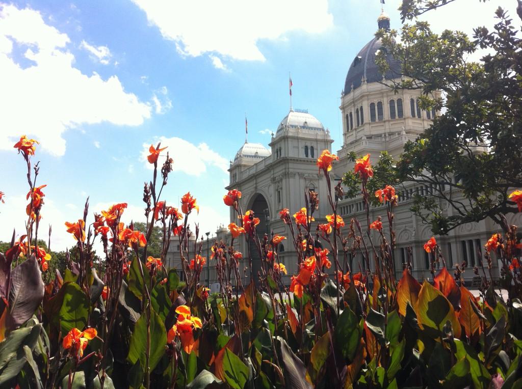 Carlton Gardens and Royal Exhibition Building, Melbourne