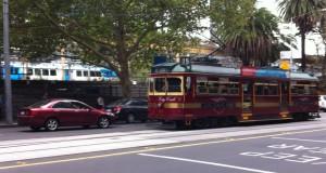 Circular Tram, Melbourne