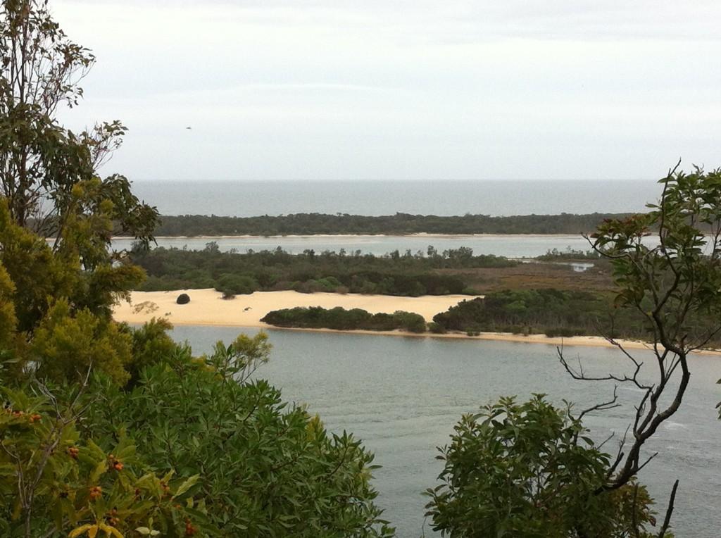 Dunes at Lakes Entrance, Australia