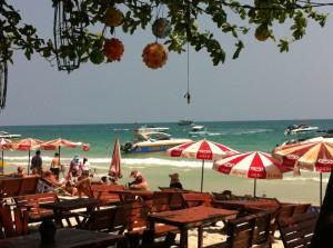 Hat Sae Kao beach, Ko Samet, Thailand