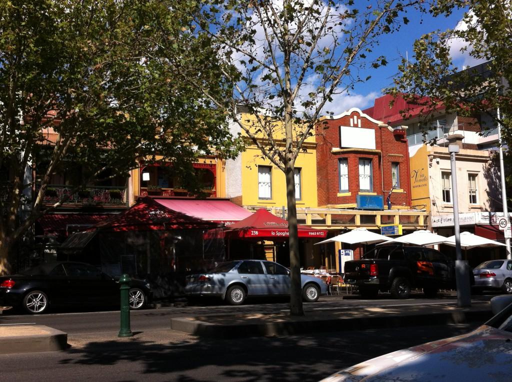 Lygon Street, Melbourne