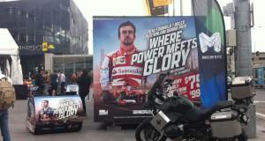 Melbourne preparing for the Grand Prix