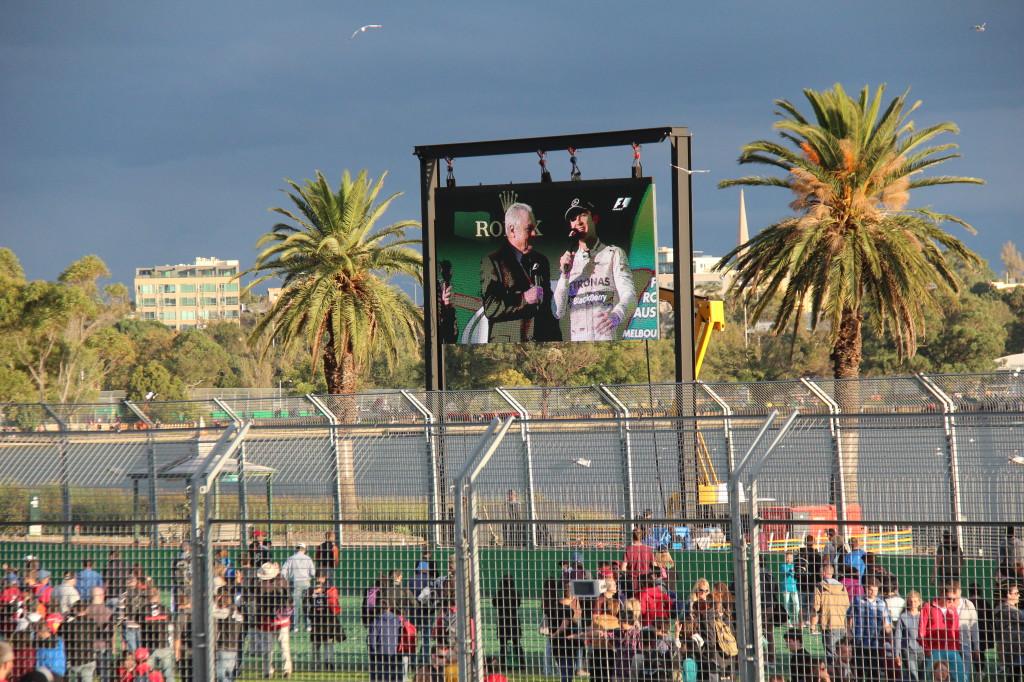 Nico Rosberg, the winner