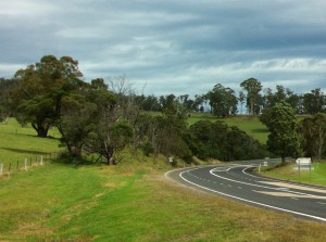 On the road from Melbourne to Sydney