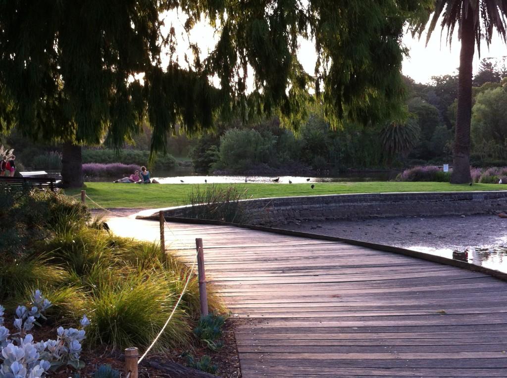 Melbourne Royal Botanic Gardens, Melbourne nature tour