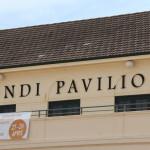 A view of Bondi Pavilion, Bondi Beach