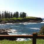 A view of Kiama, New South Wales