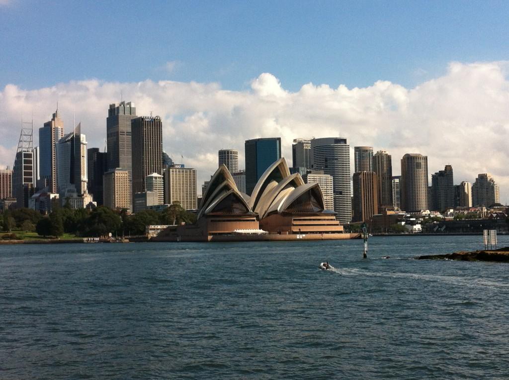 A view of Sydney, Australia