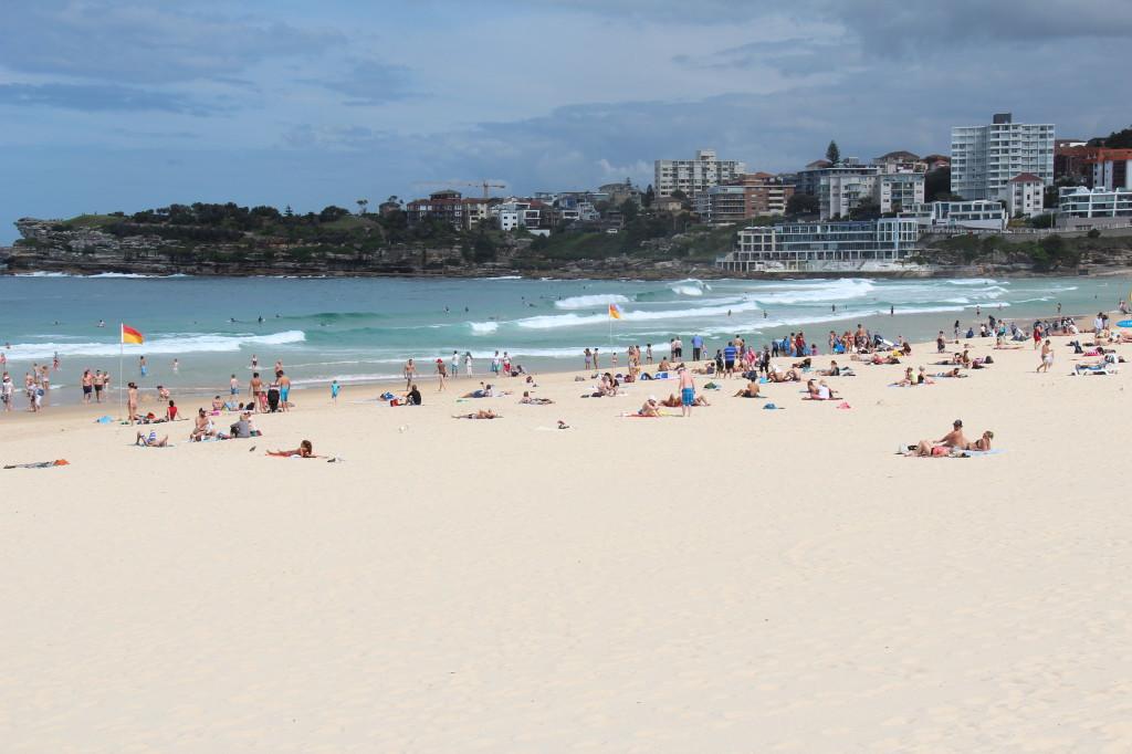 Bondi Beach,Sydney