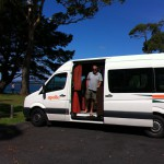 Camping by Huskisson beach