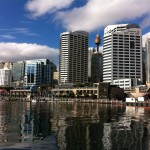 Central Business District, Sydney seen from Darling Harbour