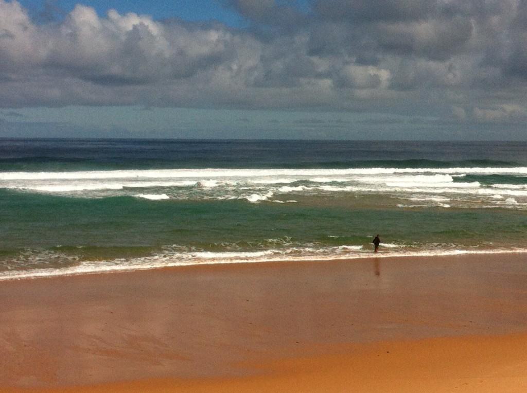 A Phillip Island beach
