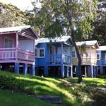 Rental cottages, Hyams Beach