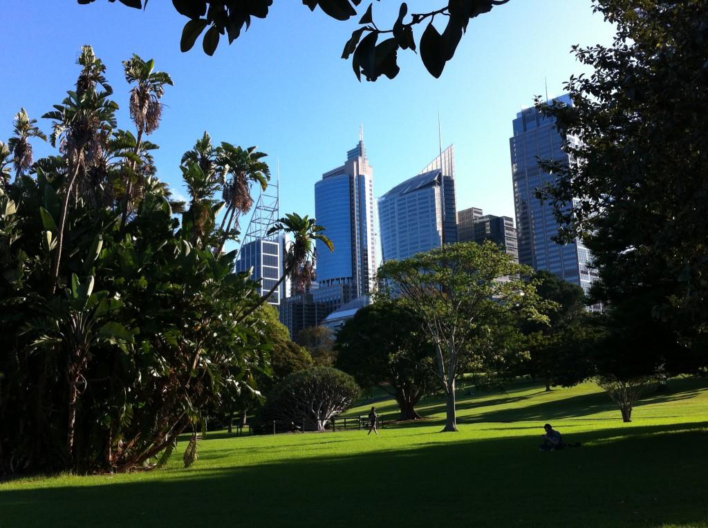 Royal Botanic Gardens of Sydney