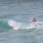 Surfing in Sydney