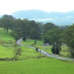 The road to Kangaroo Valley, New South Wales