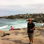 The rocky Mackenzies Bay