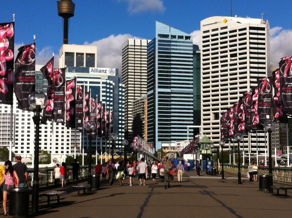 Melbourne to Sydney drive, Sydney