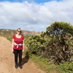 Walking on Phillip Island