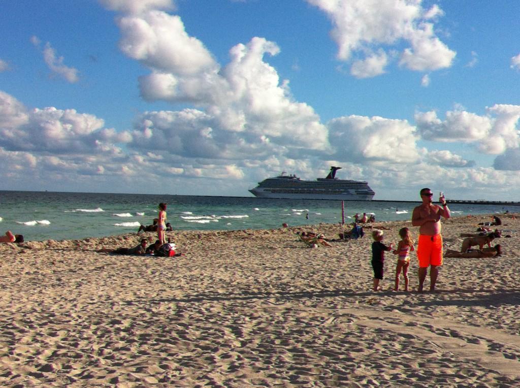 Caribbean cruiser in Miami