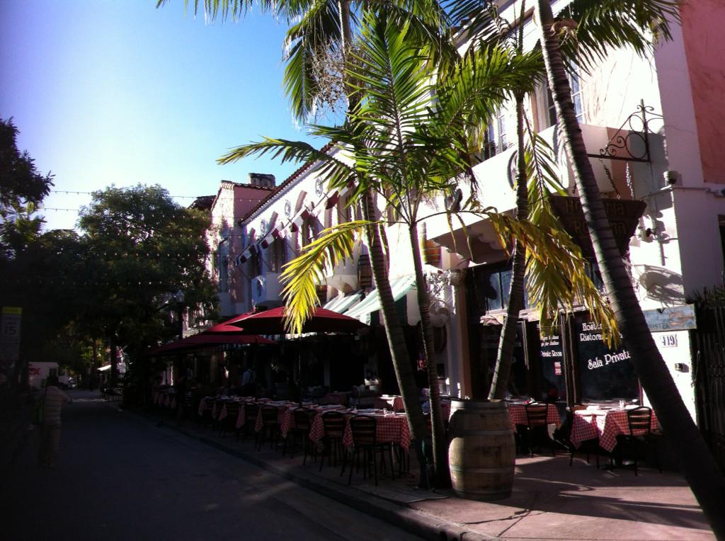 Espanola Way South Beach