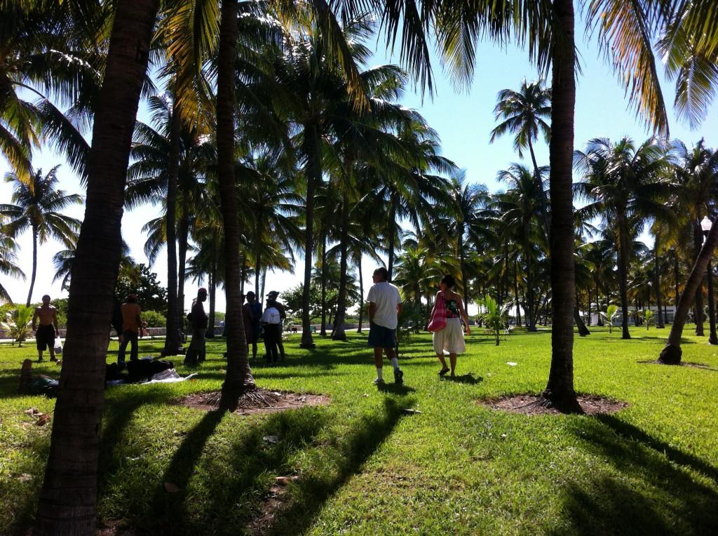 Miami Beach Bike Route South Beach And Ocean Drive