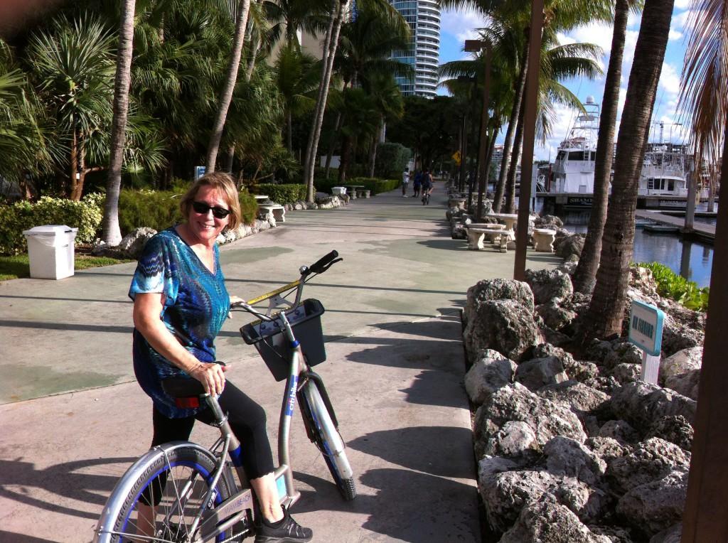 Miami Beach Bike Route