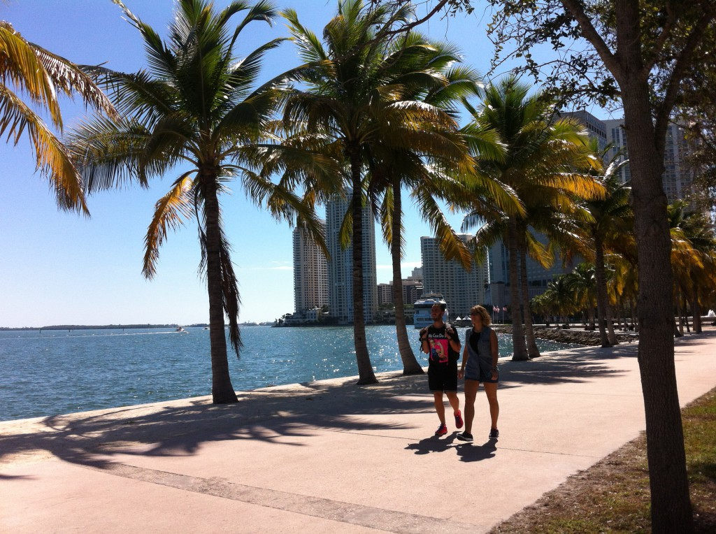 Sightseeing in Miami