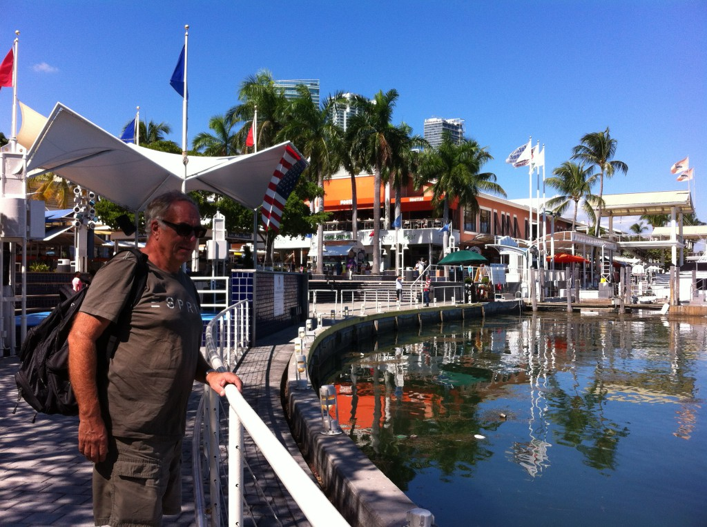 Bayside Marketplace, Miami sightseeing by car
