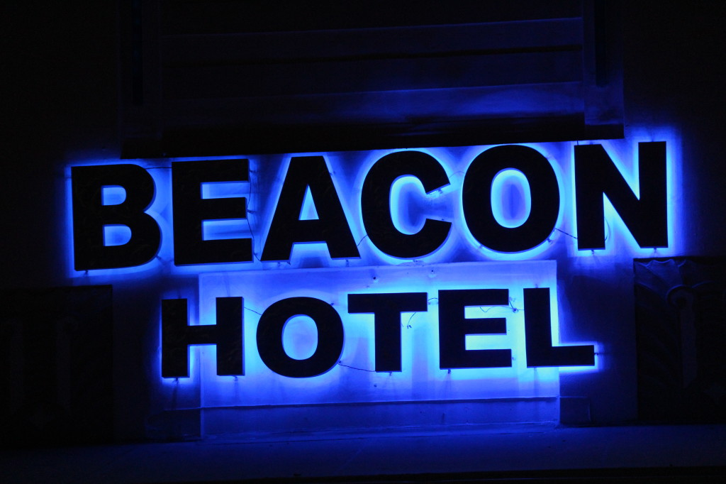 Beacon Hotel, South Beach art deco