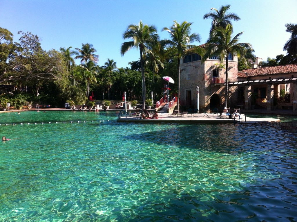 Coral Gables Venetian pools