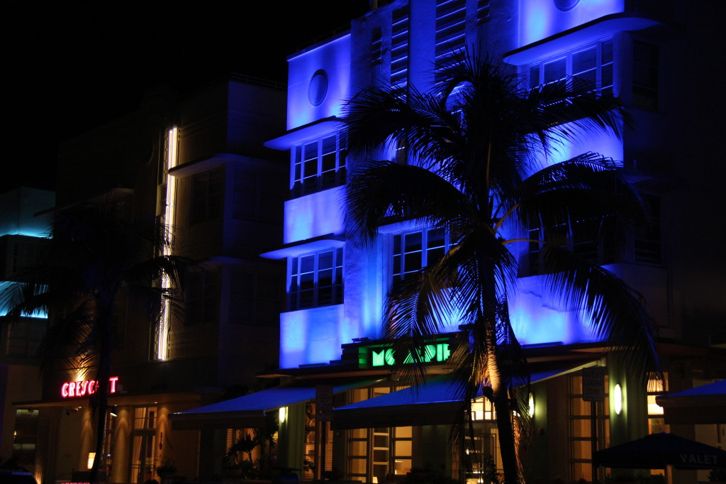 Mc Alpin building, Ocean Drive Art Deco