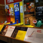 Food exhibition, American History Museum, Washington DC