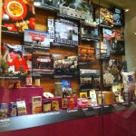 Food exhibition, American History Museum, Washington DC